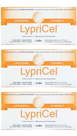 3箱セット リプリセル ビタミンC 30包 ( リプライセル ) Lypricel Liposomal Vitamin C 30 Packets