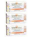 3箱セット リポスフェリックビタミンC 1000mg 30包入/リポソーム 高濃度 ビタミンC サプリメント- lypo-spheric 海…
