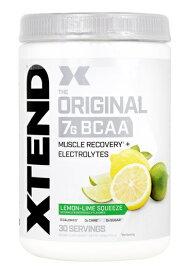 サイベーション エクステンド BCAA レモンライムスクウィーズ味 30回分 - SCIVATION XTEND Lemon-Lime Squeeze 30serving -