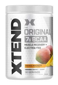 サイベーション エクステンド BCAA マンゴ マッドネス味 30回分 - SCIVATION XTEND Mango Madness 30 serving -