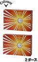 【新品】キャロウェイ スーパーホット ゴルフボール 2ダース 24個 ホワイト Callaway Superhot ディスタンス系 3ピース US仕様 ケース販...