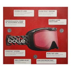 BOLLE ボレー スキー スノーボード ゴーグル スペアレンズ付き  ダブルレンズ メンズ レディース 兼用 ゴーグル スキーゴーグル スノーゴーグル スノボ ゴーグル スノボ 雪山