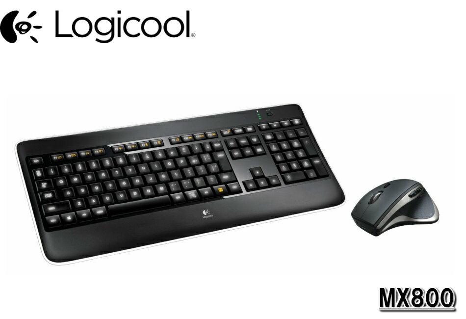 [送料無料]ロジクール ワイヤレスキーボード&マウス MX800 ワイヤレス パフォーマンス コンボ 2.4GHz USB ワイヤレスマウス LOGICOOL Wireless Performance Combo