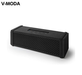 V-MODA Bluetoothスピーカー ブラック ローランド ブイモーダ REMIX-BLACK HI-FI Bluetooth speaker ポータブルスピーカー ワイヤレススピーカー ブルートゥース スピーカー