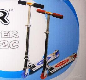 子供用 キックボード MS-102C ブルー/レッド JD RAZOR スクーター キックスクータ スケーター キックスケータ 乗り物 乗用玩具 子供 キッズ