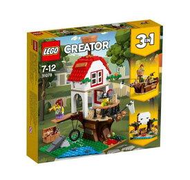 LEGO レゴ クリエイター ツリーハウス 31078 7才〜12才 LEGO CREATOR Treehouse ブロック 3in1