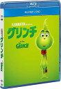 グリンチ ブルーレイ+DVDセット [Blu-ray]  The GRINCH BD DISC
