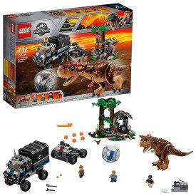 LEGO レゴ ジュラシックワールド カルノタウルス対ジャイロスフィア 75929 7〜12歳 LEGO JURASSIC WORLD ブロック おもちゃ 男の子 恐竜 玩具 知育玩具