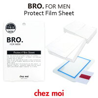 BRO.FORMENProtectFilmSheetメンズ男性用脇汗フィルム止めるシェモア