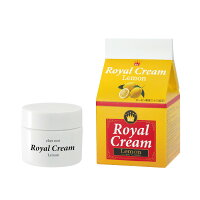 RoyalCreamLemon(ロイヤルクリームレモン)クリームマッサージジェルゲルスキンケア化粧品シェモア