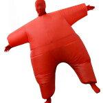インフレータブル 着ぐるみ 空気充填 膨張式 コスチューム ハロウィン 大人用 イベント コスプレ 仮装 膨らむ