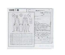 【感謝価格】最新鍼灸カルテ