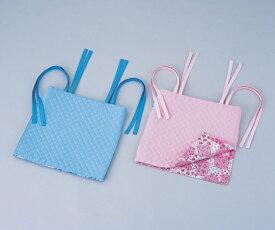 【ナビス】ウロバッグカバーキルティング防水布ブルー