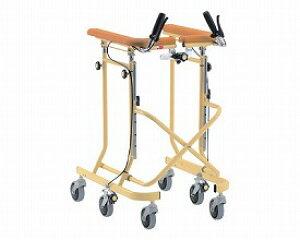 【送料無料】6輪歩行器 ホップステップ SM-40 松永製作所 【非課税】 W0134【02P06Aug16】