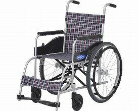 【送料無料】アルミ自走車いす NEOシリーズ  介助ブレーキ無 NEO-0 日進医療器 【非課税】 W1729【02P06Aug16】