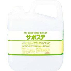 サポステ  5L (41581)【サラヤ】 M0367