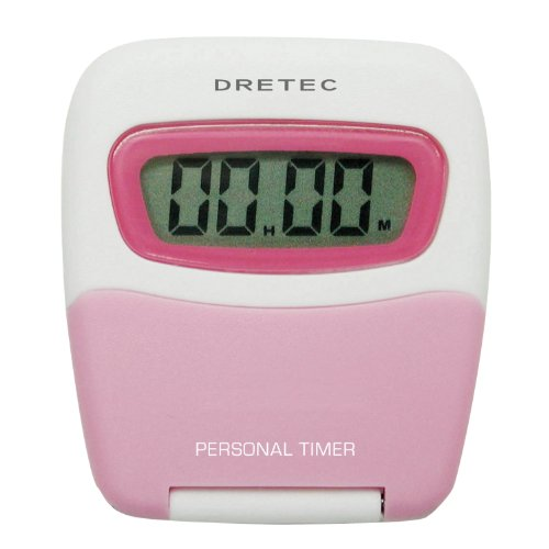 DRETEC パーソナルタイマーT-131PK【02P29Jul16】
