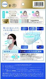 日本バイリーン フルシャットマスク ふわっとプリーツタイプ ふつうサイズ 5枚入り
