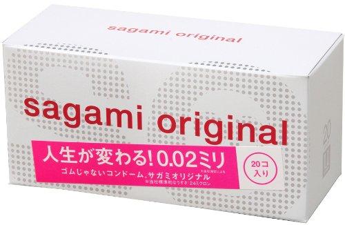 相模ゴム工業 サガミオリジナル 002 20P/コンドーム【02P29Jul16】