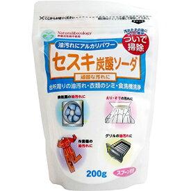 トーヤク セスキ炭酸ソーダ 200g