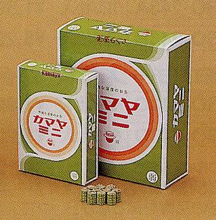 【あす楽】【送料無料】カマヤミニ 120壮 【ネコポス】