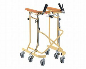【送料無料】【無料健康/介護相談サービス対象製品】6輪歩行器ホップステップ (SM-40)
