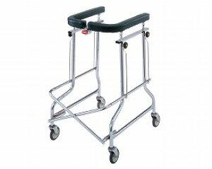 【送料無料】【無料健康/介護相談サービス対象製品】折りたたみ歩行器 アルコー1型 (100001)