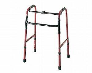【送料無料】【感謝価格】折りたたみ式歩行器 (C2021)