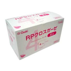 オオサキメディカル RPクロスガーゼII 4号 200枚入 25cm×25cm 4ツ折