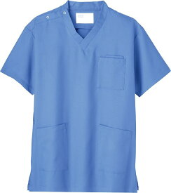 【自重堂】 ホワイセル 24色 メディカルウェア 男女兼用 スクラブ白衣 WH11485 医療用