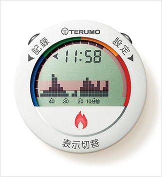 【あす楽】テルモ 歩行強度計 メディウォーク MT-KT02DZ 【ネコポス送料無料】