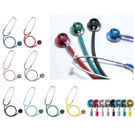 スピリット・メディカル社 聴診器 エコノミーW CK-A605AT カラー:グリーン