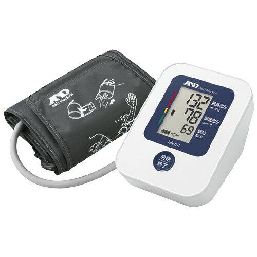 エー・アンド・デイ デジタル血圧計(上腕式) UA-611