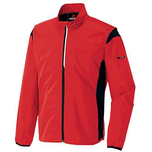 アイトス アームアップジャケット AZ-50113 009 レッド Sサイズ