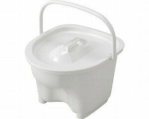 ポータブルトイレ用バケツ 533−975(KX−2)