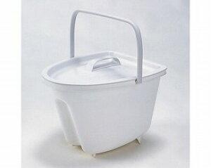 ポータブルトイレ用バケツ VALPTH13W
