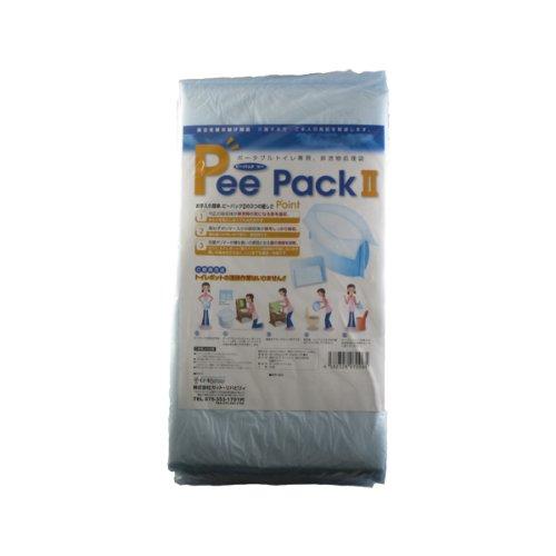【あす楽】ピーパック(Pee Pack)20枚入 0065【02P29Jul16】