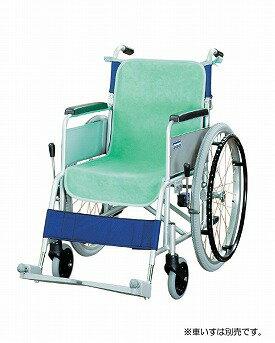 【あす楽】車椅子シートカバー(防水)2枚入グリーン【02P29Jul16】