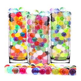 水でふくらむ ぷよぷよボール!ジェリーボール 9カラーから選べます 【約3000個】 ガーデニング