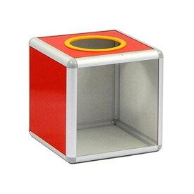 抽選箱 ボックス パーティー イベント用 アクリル (20cmx20cm) 組み立て式