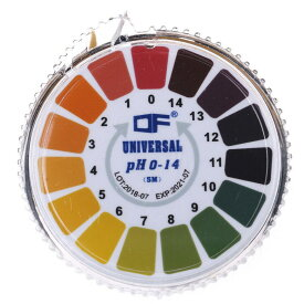 ph試験紙 pH0〜14、1〜14 ロールタイプ 5m リトマス紙 リトマス試験紙 PH測定