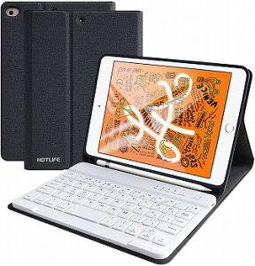 【ポイント5倍!】iPad mini5 mini4キーボードケース mini 4_5対応キーボードカバー 着脱式キーボードスタンド機能付き アップルペンシル収納可能 分離式 アイパッド MINI 4/MINI 5 7.9インチ ケース
