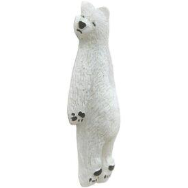 【ポイント5倍!】壁ごこち 白熊 サイズ:約W3 D1.1 H6.3 AR0810076 マグネット 磁石 壁 可愛い カワイイ キュート 動物 会議 ミーティング プレゼン ボード用品 文具 文房具