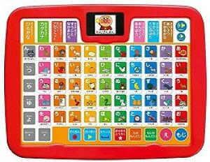 【ポイント10倍!】アンパンマン カラーキッズタブレット 知育 玩具 プレゼント 楽しく勉強 はじめてのお勉強
