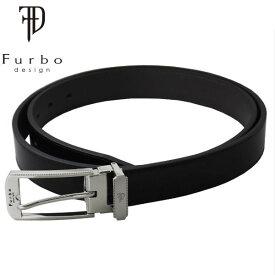 メンズベルト 本革 ブラック フルボデザイン FDB011 ギフト プレゼント 20代 30代 ビジネス ブランド
