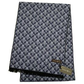 パトリックコックス マフラー ネイビー系 PATRICK COX ギフト プレゼント 贈答品 PC1002-521981