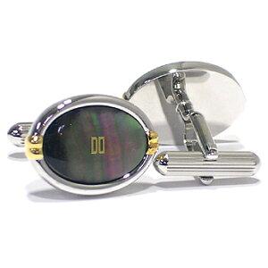 ダックス DAKS カフスボタンcuffs カフスリンクス ブランド DC12026 夜光貝 ギフト プレゼント 成人式