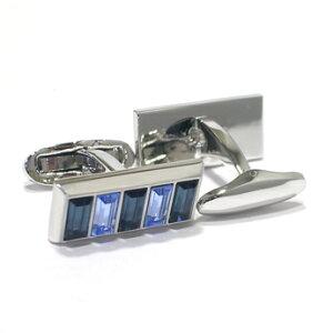 mila schon ミラ・ショーン カフスボタン cuffs カフリンクス ブランド メンズ小物 カフス スワロスキー MSC12333 ギフト プレゼント 贈答品 記念品