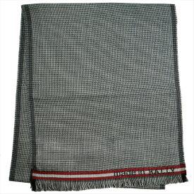 バリー マフラー スカーフ ショール BALLY ブラック系 ウール系 イタリー製 ギフト プレゼント 贈答品 クリスマス