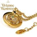 ヴィヴィアン ネックレス アクセサリー タイニーオーブ ゴールド Vivienne Westwood 1466-14-01 ギフト プレゼント